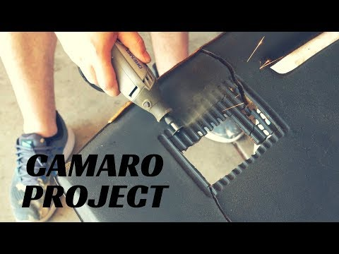 Third Gen Camaro Project | Not Your Average Dash Pad Replacement | Episode 12