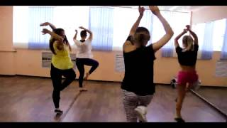"Dancehall choreo by Natali on song ""P-Square - Do me"""