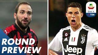 Can Ronaldo equal Higuaín's Record? Who will win the Derby della Mole?   Preview   Serie A