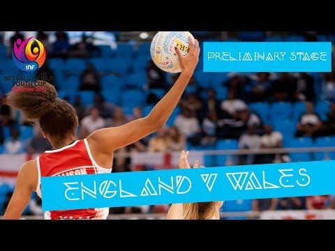 England v Wales   #NWYC2017