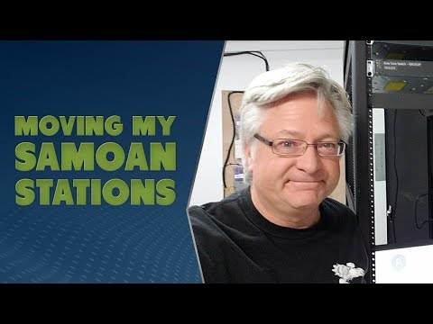 Moving My Samoan Stations - TWiRT Ep. 360