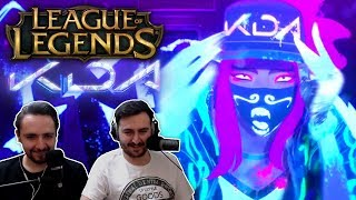 """K/DA - POP/STARS (ft Madison Beer, (G)I-DLE, Jaira Burns) 