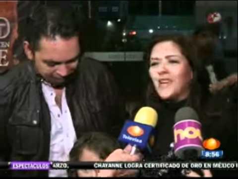 Ana paula jorge y neni entrevista alfombra jorobado for Espectaculos televisa recientes