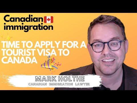 TOURIST VISA To CANADA (processing Resumed) 2020!