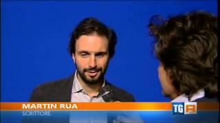 """""""La cattedrale dei nove specchi"""" - Intervista TG3 24.12.2014"""