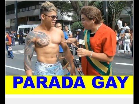 Parada Gay SP 2015 com Dilma Ruimseff