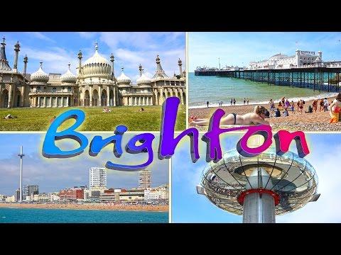 BRIGHTON - ENGLAND 4K