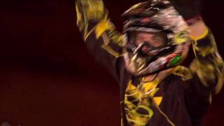 Red Bull X-fighters Madrid - Clinton Moore's body varial - Wild card competition