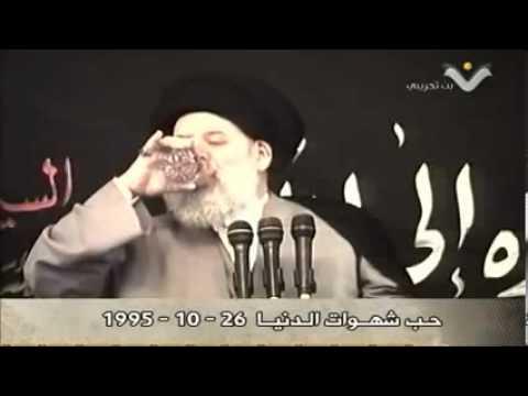 محاضرة المرجع فضل الله عن حب شهوات الدنياSayyed Fadlallah- Human l