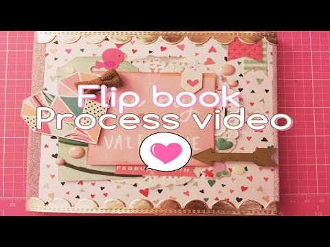 Flip Book Process Video | Crate Paper-Hello Love 💌