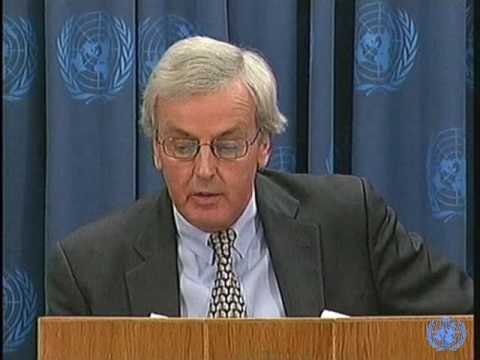 Joint UN and Sudanese assessment of Darfur aid reveals critical gaps (John Holmes)