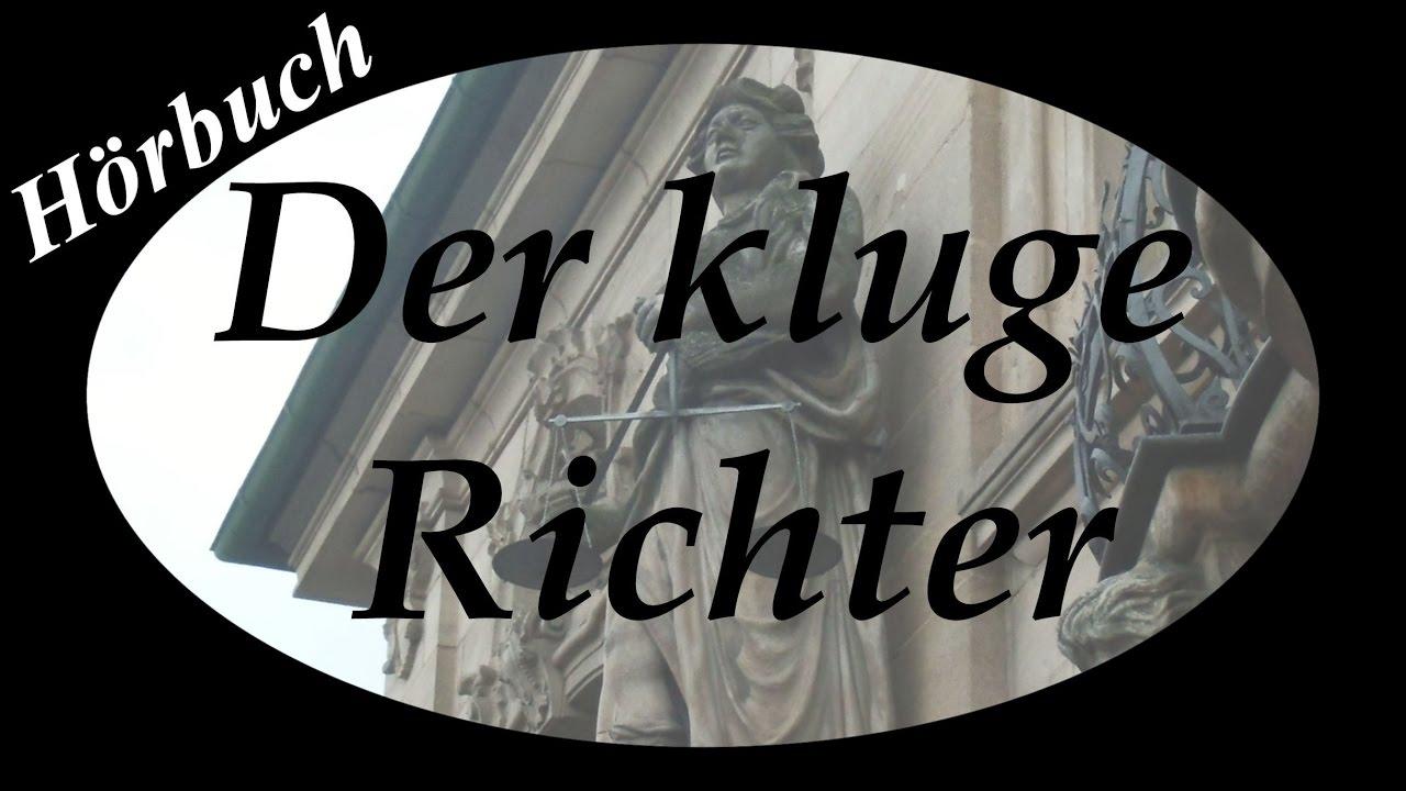 Johann Peter Hebel: Der kluge Richter | ElstersLesehöhle - YouTube