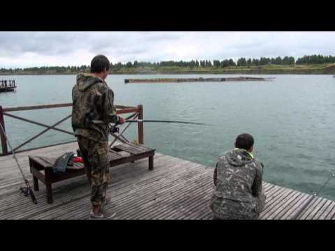 Танкисты на рыбалке