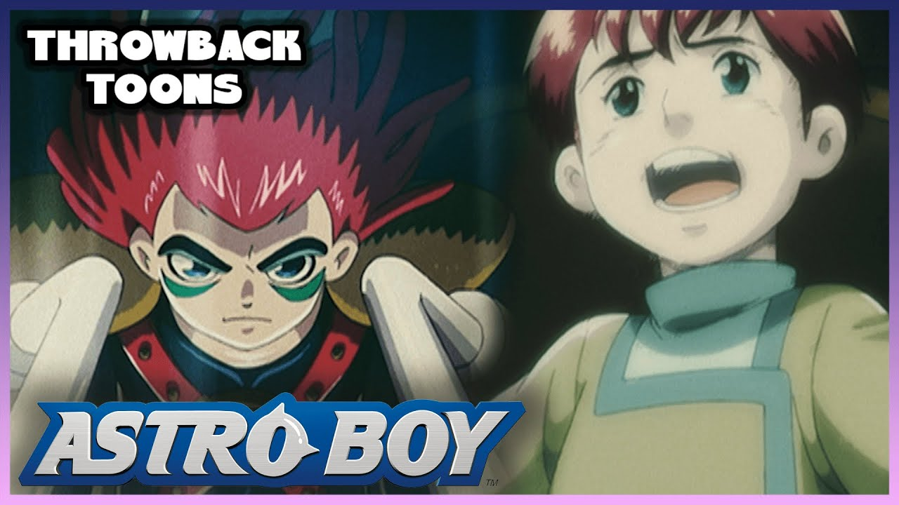 Download The Creation Of Atlas | Astro Boy | Throwback Toons