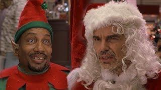 Плохой Санта. Супер черная комедия на новый год с Билли Боб Торнтоном