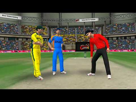 28th September 4th Match India Vs Australia ODI World Cricket Championship 2 Gameplay