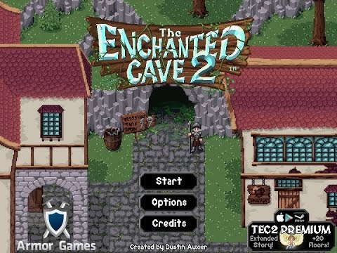 Enchanted Cave 2s Final Bosses level 100
