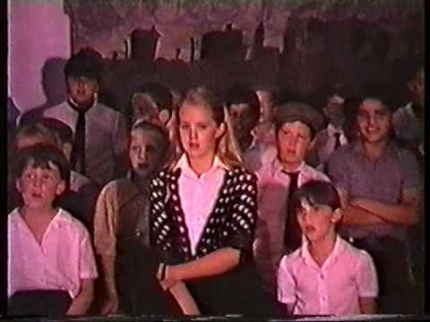 "Northgate Middle School, Crawley - ""A Family At War"" (complete school play) - 19th July 1989"