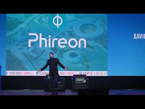 Xavier Hawk - Phireon - The North American Bitcoin Conference 2018