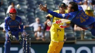 Australia vs Afghanistan  2015 ICC cricket World Cup 2015 Full Match Highlights 04/03/2015