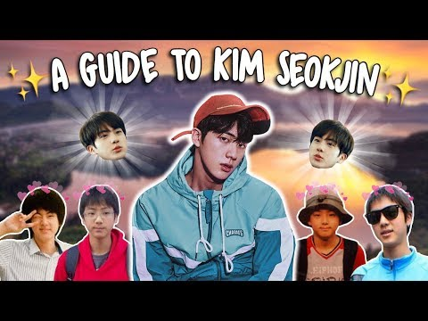 An Introduction to BTS: Jin Version