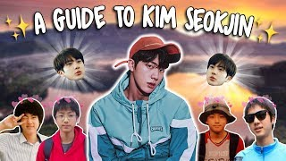 Video An Introduction to BTS: Jin Version download MP3, 3GP, MP4, WEBM, AVI, FLV Mei 2018