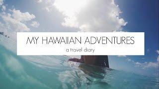 OAHU ~ HAWAII ♥ TRAVEL DIARY