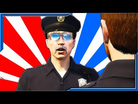 Suspended For Police Brutality | BREAKIN' THE LAW | Ep. 19 (GTA 5 CINEMATIC)