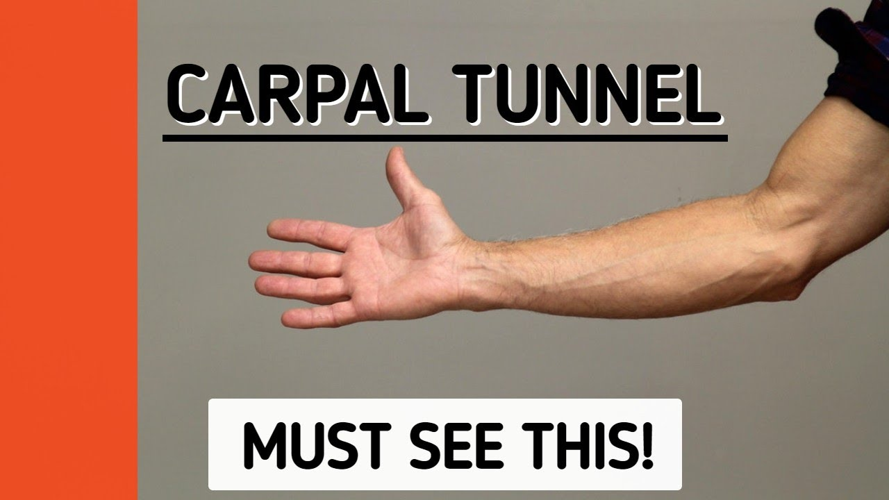 Download Carpal Tunnel Pain Not Improving? Must See This for Answer!