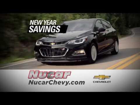 Nucar Chevrolet New Year New Car Youtube