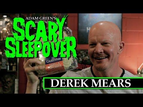 Adam Green's Scary Sleepover  Episode 4: Derek Mears