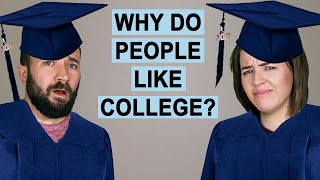 The Value of COLLEGE - Is it Worth it?