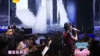 2011快乐女声全国总决赛5进4 c