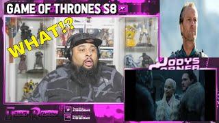 Game of Thrones | Season 8 Teaser Reaction &  Breakdown