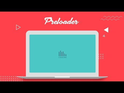 Preloader Design   CSS Tutorial thumbnail