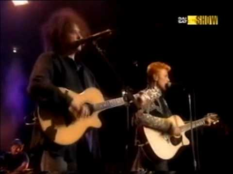 DAVID BOWIE & ROBERT SMITH (The Cure) - Quicksand