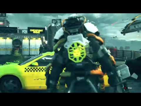 Quantum Break Act 4 Live Game Play Walkthrough Secrets