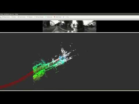 LiDAR and Inertial Fusion for Pose Estimation – HKUST Robotics Institute