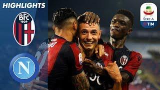 Bologna 3-2 Napoli | Una partita mozzafiato: il Bologna afferra la vittoria in extremis | Serie A
