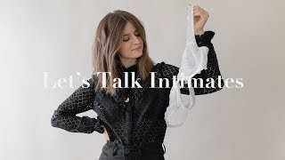 Let's Talk Intimates | Bra Tips & Recommendations
