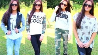 Fall Lookbook 2013 | Favorite Fashion Items For Fall