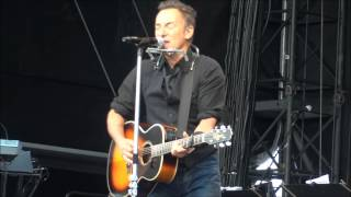 Bruce Springsteen - This Hard Land Live at the RDS Dublin Ireland