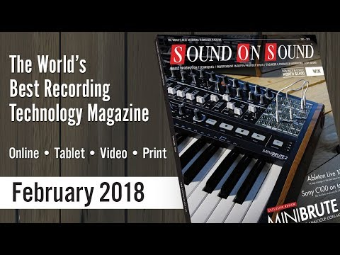 SOS February 2018 Issue Preview