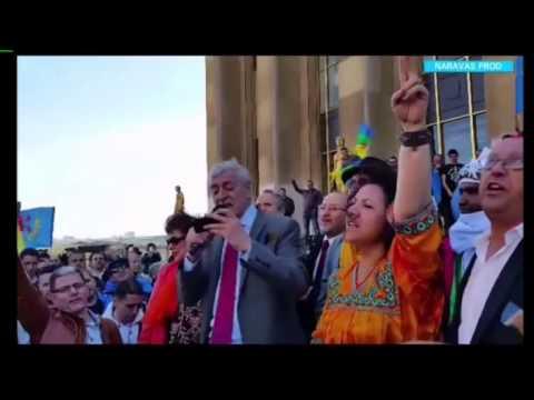 parodie chanson kabyle