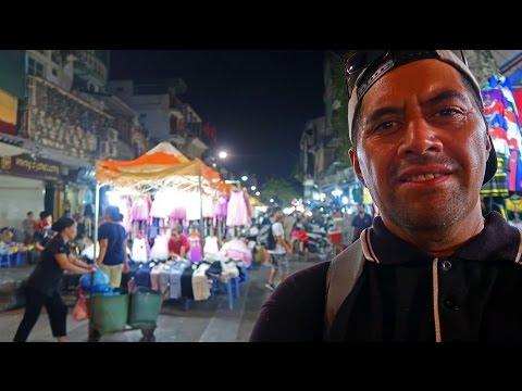 On the STREETS of HANOI - Hanoi Vietnam 2