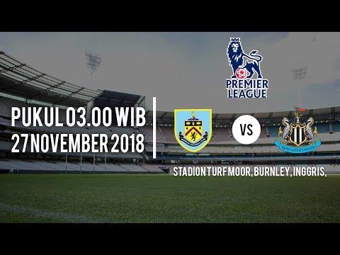 Jadwal Liga Inggris Burnley Fc Vs Newcastle United, Selasa Pukul 03.00 WIB
