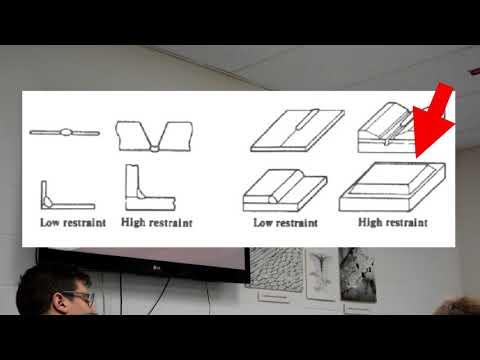 OSU Welding Engineering: Lab 6 - Weldability of Steels