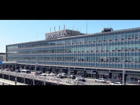 Montreal Airport Video | Pierre Elliott Trudeau International Airport