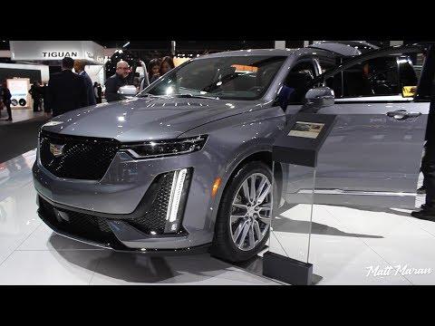 2020 Cadillac XT6 Close-Up Look - 2019 NAIAS