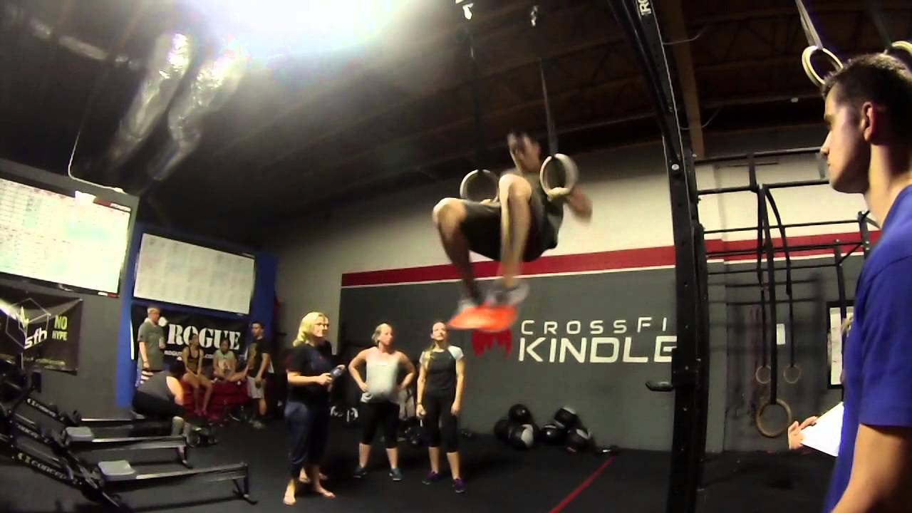 Crossfit Kindle Crossfit Games Open 2015 Youtube